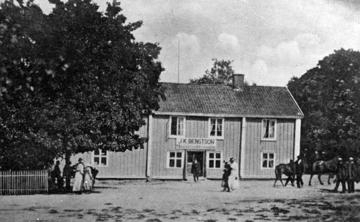 Bildarkivet - cirka 1915