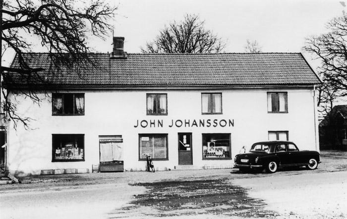 Affären behöll namnet efter företrädaren. Bildarkivet - cirka 1960.